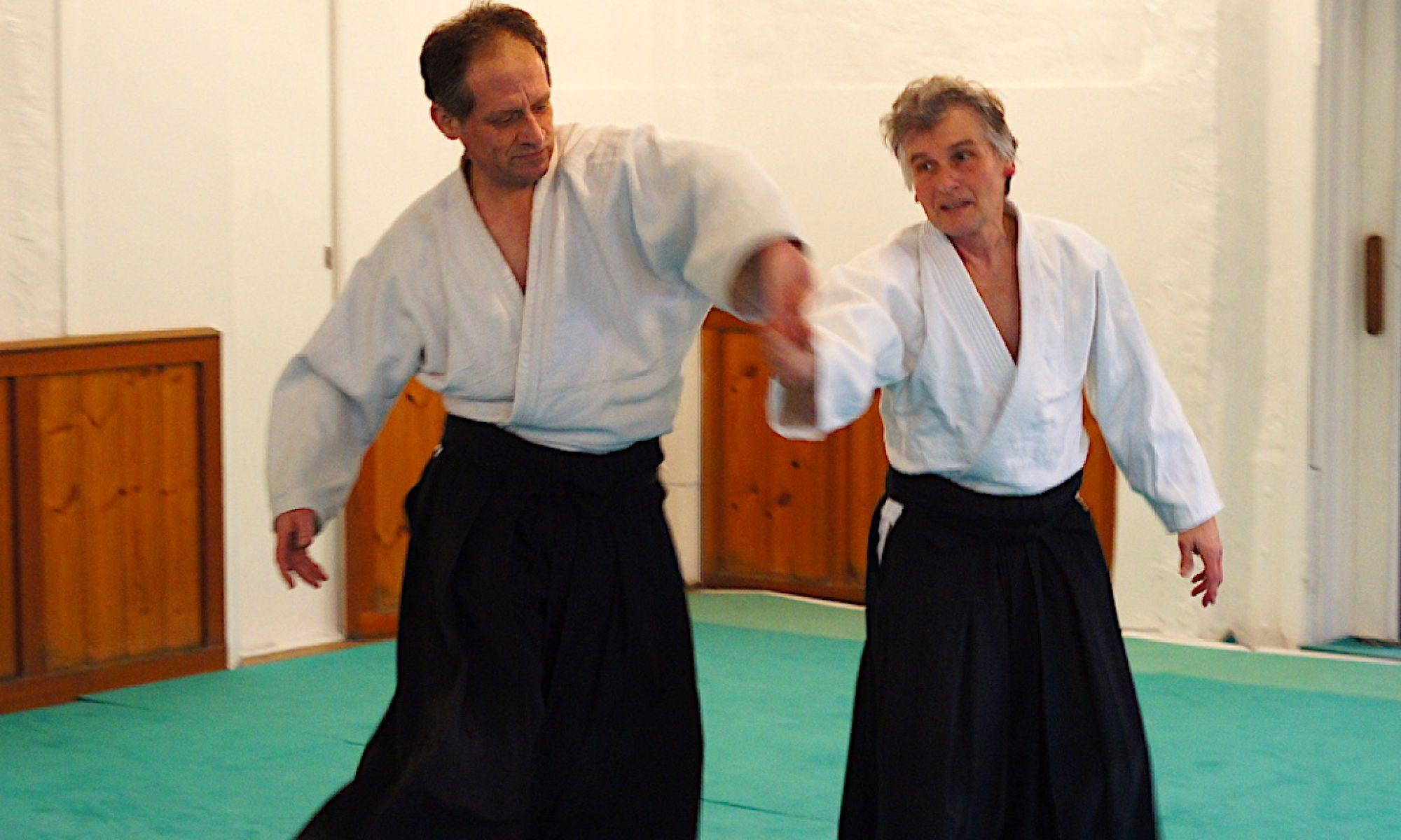 Aikido ∼ Schule für Meditation & Bewegung in Oldenburg